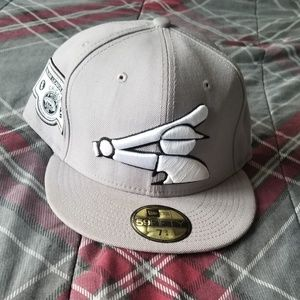 New Era Accessories - White Sox Fitted